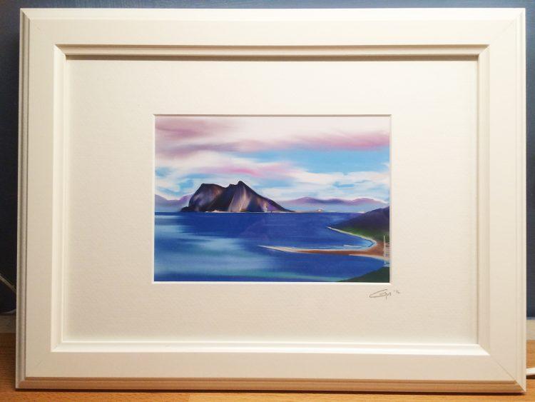blue-rock-geraldine-martinez-gibraltar-artist