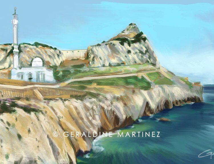 europa-point-geraldine-martinez-gibraltar-artist