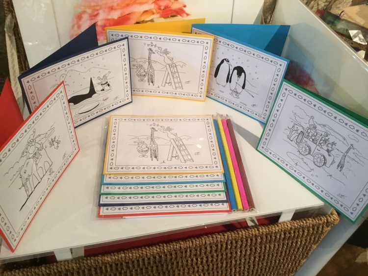 christmas-cards-geraldine-martinez-gibraltar-artist